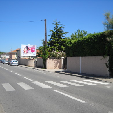 Campagne d'affichage - 4x3 - Martigues - RDD Affichage - août 2016
