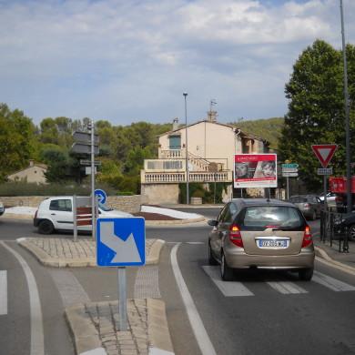 Campagne d'affichage - 4x3 - Aubagne - RDD Affichage - août 2016