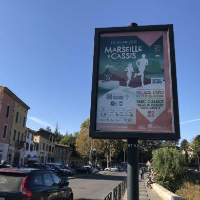 MT 11B Affichage MARSEILLE-CASSIS